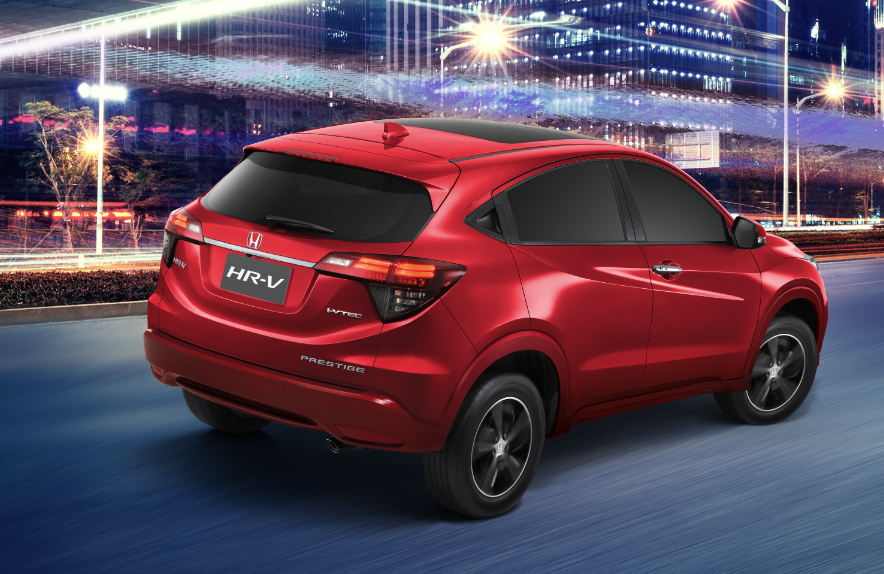 HONDA HRV 2018 ALL NEW image010