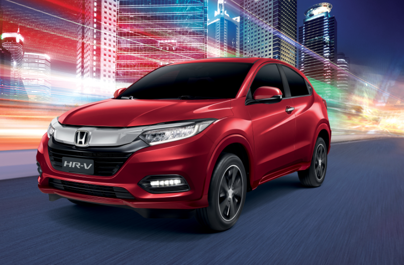 HONDA HRV 2018 ALL NEW image032